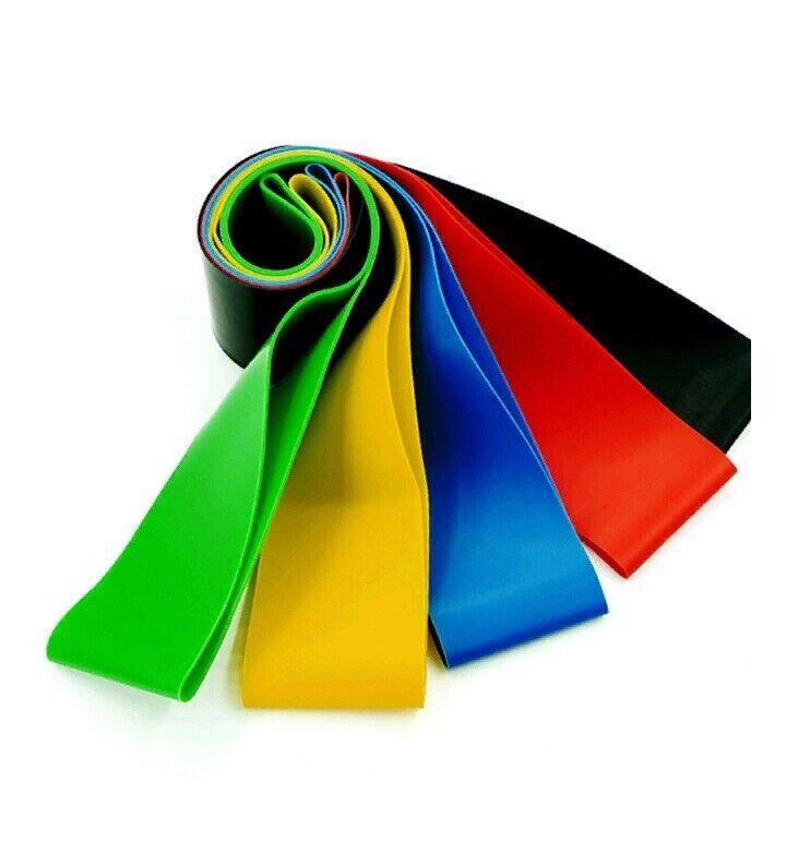 Резинки для фитнеса ленты эспандер для спорта