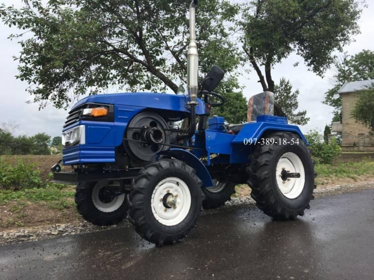 Міні трактор Булат Т-25,фреза+2к плуг,Трактор,Минитрактор,ДОСТАВКА