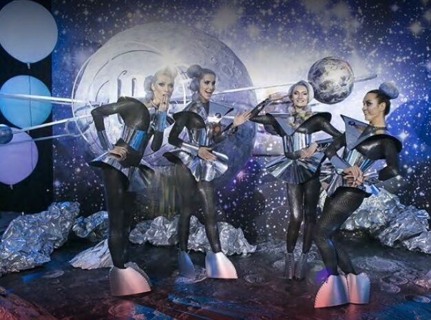 Одежда для шоу программ пошив любой сложности пошив сценической одежды
