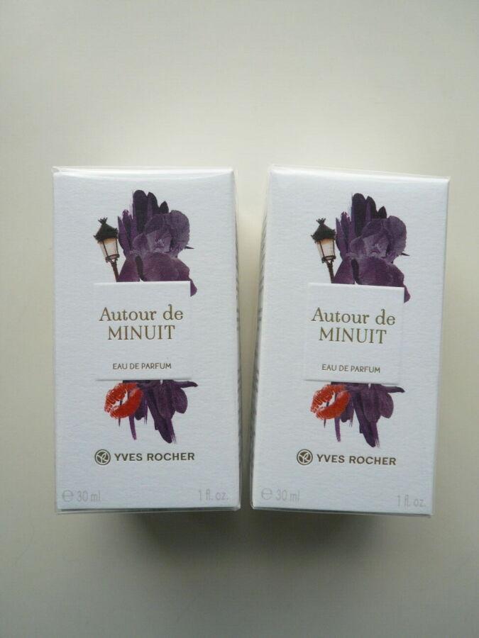 Новая парфюмерная вода Autour de Minuit / Отур де Минюи от Ив Роше