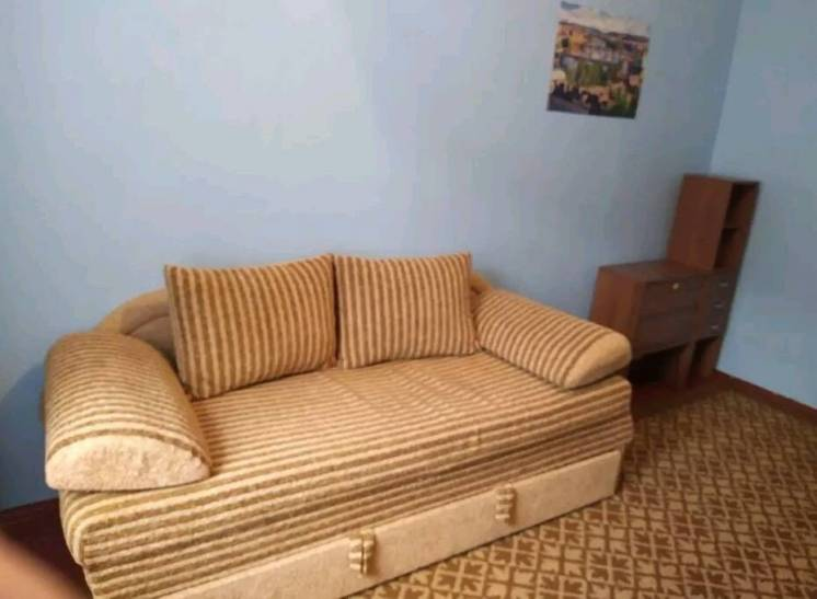 Комната в коммунальной квартире с ремонтом, мебелью и техникой!