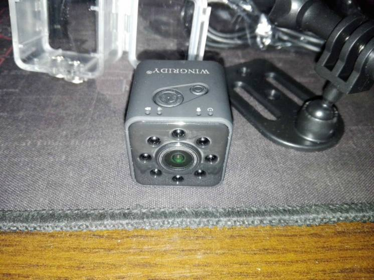SQ23 WiFi камера Full HD 1080 P Спорт