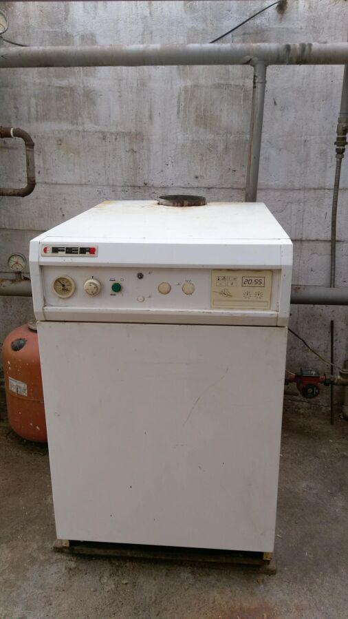 Котел газовый, аогв 70 кВт