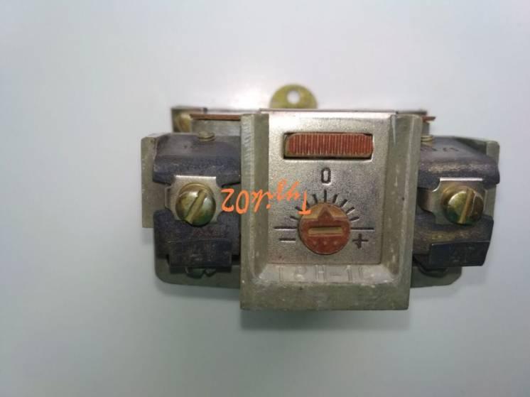 Тепловое реле ТРН-10/Электротепловое реле ТРН-10