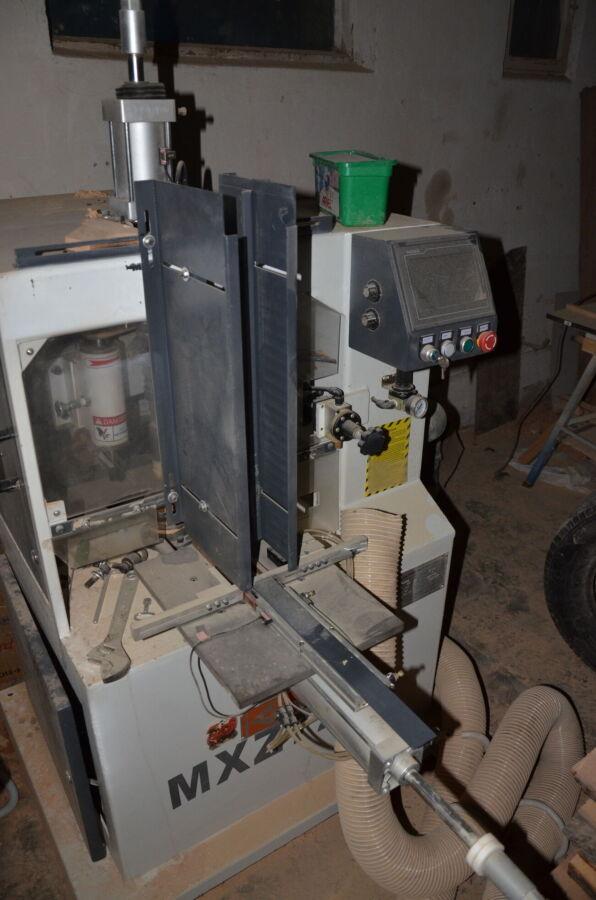 Автоматический фрезерно-копировальный станок MXZ-7203