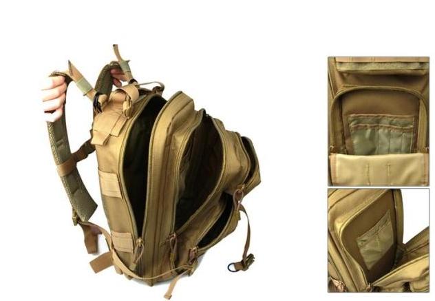 Тактический 3Р рюкзак армии США 164а