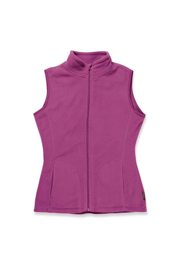 Женские флисовые жилеты, корпоративная одежда