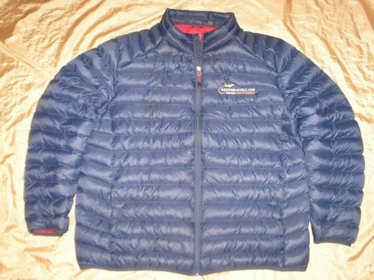Angelo Litrico мужская куртка пилот натуральный пуховик размер XXL