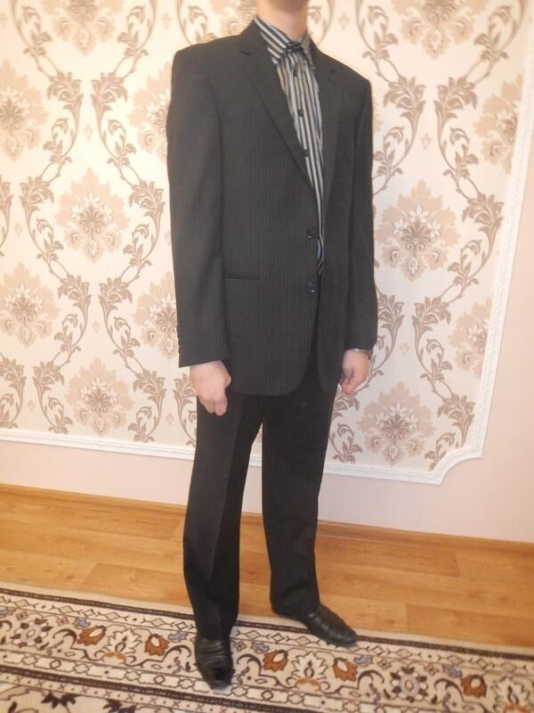 Мужской классический костюм Akkaya
