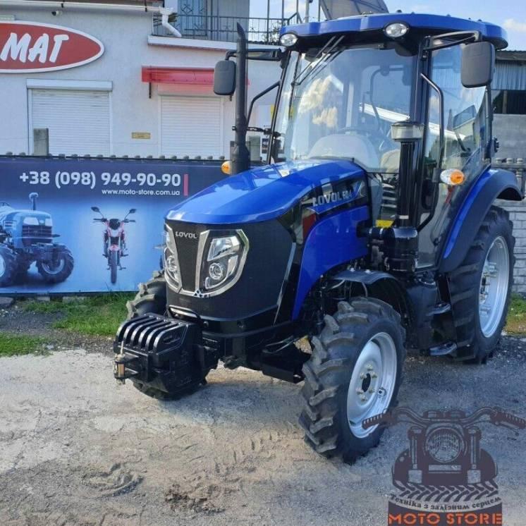 Спец трактор Фотон 504 Ловол 504 III-Генерація Italian Design