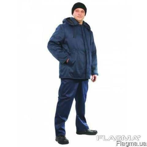 Рабочие штаны брюки утепленные спецодежда,форма