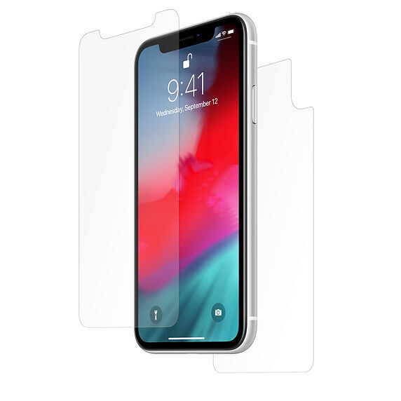 Защитная плёнка Belkin InvisiGlass Ultra Front and Back для iPhone XR