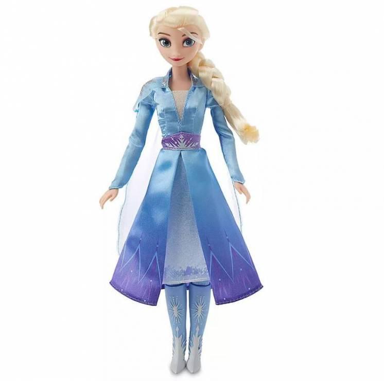 Эльза поющая «Холодное сердце 2» Disney