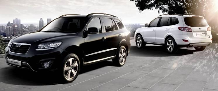 Hyundai Santa FE запчасти бу