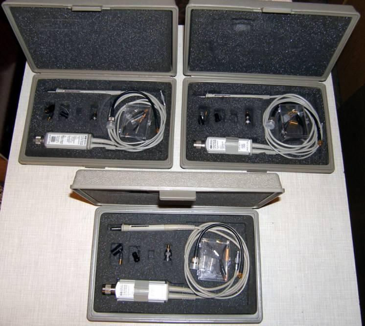 Активный щуп HP/Agilent 54701A 2.5 ГГц для осциллографа