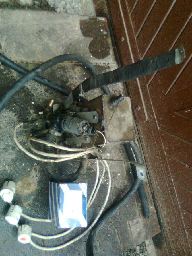 електропідігрівач двигуна