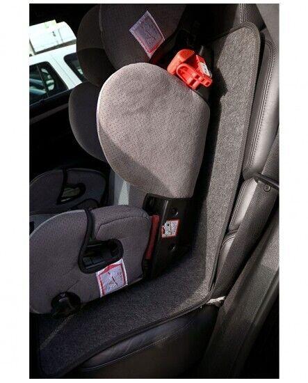 Защитная накидка на заднее сиденье под детское автокресло