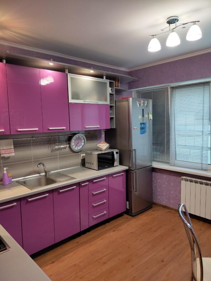 Успей купить 2к квартиру возле метро Научная с дорогим евро-ремонтом