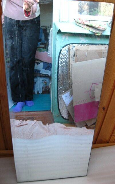 зеркало полотно толстое 35 на 80 - см, украинское торг