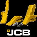 Зуб ковша jcb 3cx 4cx, зубья для экскаваторов-погрузчиков JCB 3CX, 4CX