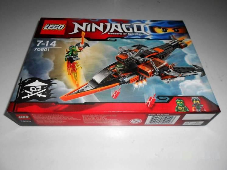 Лего оригинал Lego NINJAGO  Небесная акула