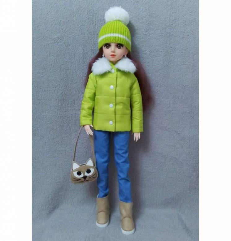 Одежда для БЖД кукол ростом 60 см