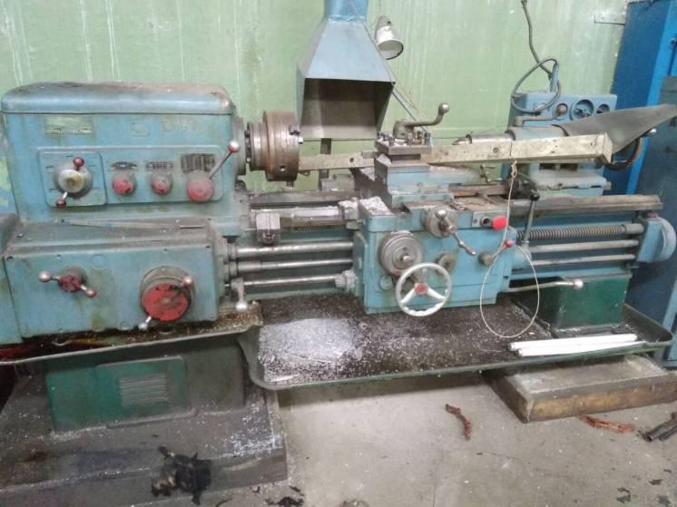 токарный станок 1к62 рмц 1 метра