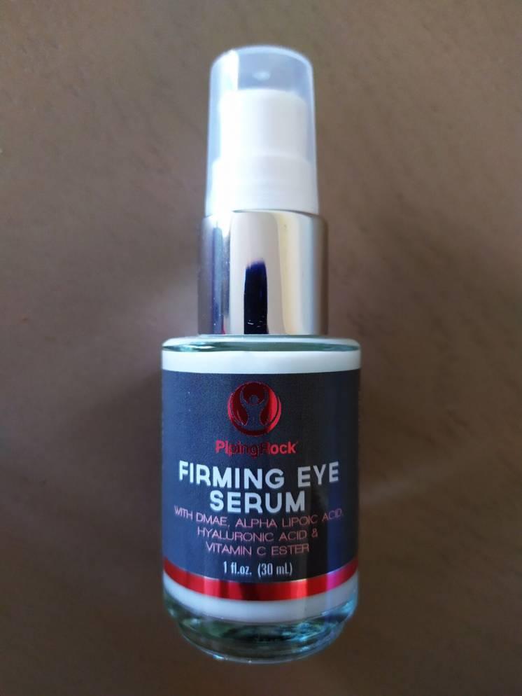 Сыворотка для укрепления кожи глаз 30 мл Piping Rock США.