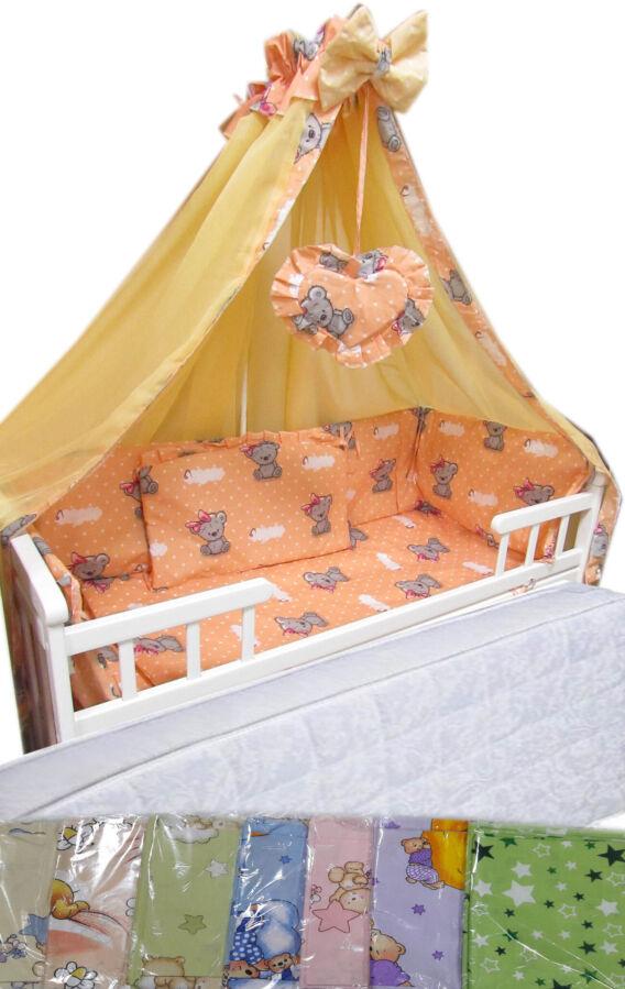 Акция! Набор в кроватку с матрасом