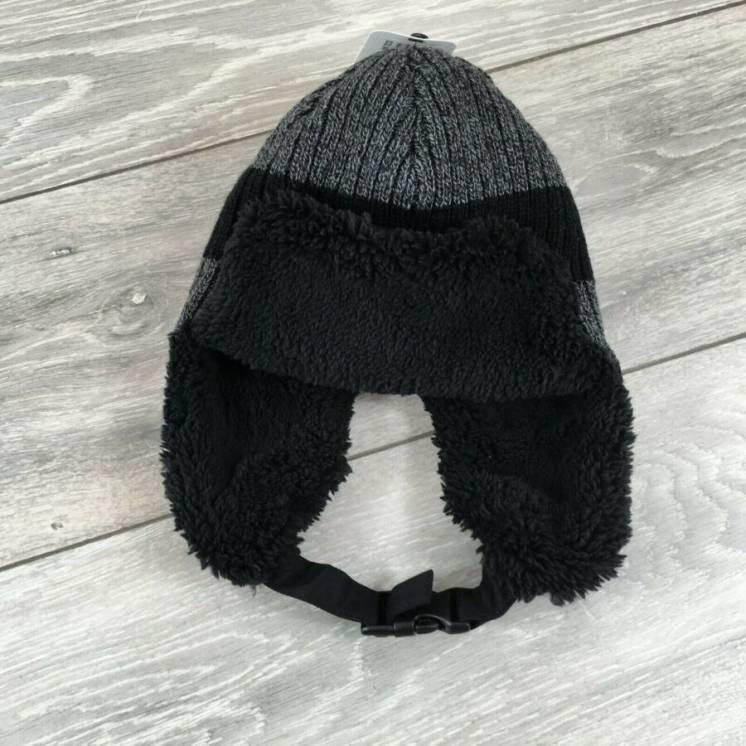 Lonsdale мужская шапка ушанка из Англии. Оригинал.
