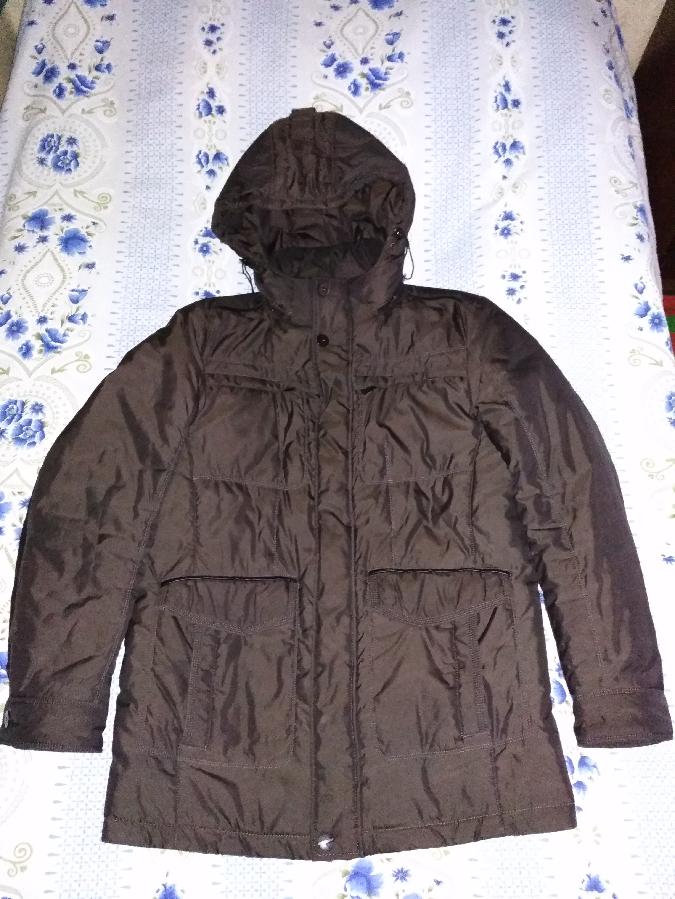 куртка теплая р.46-48