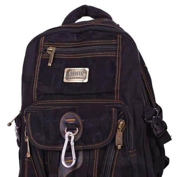 Рюкзак Goldbe Черный