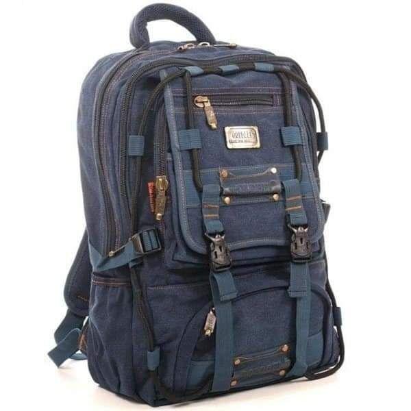 Рюкзак Goldbe Большей синий