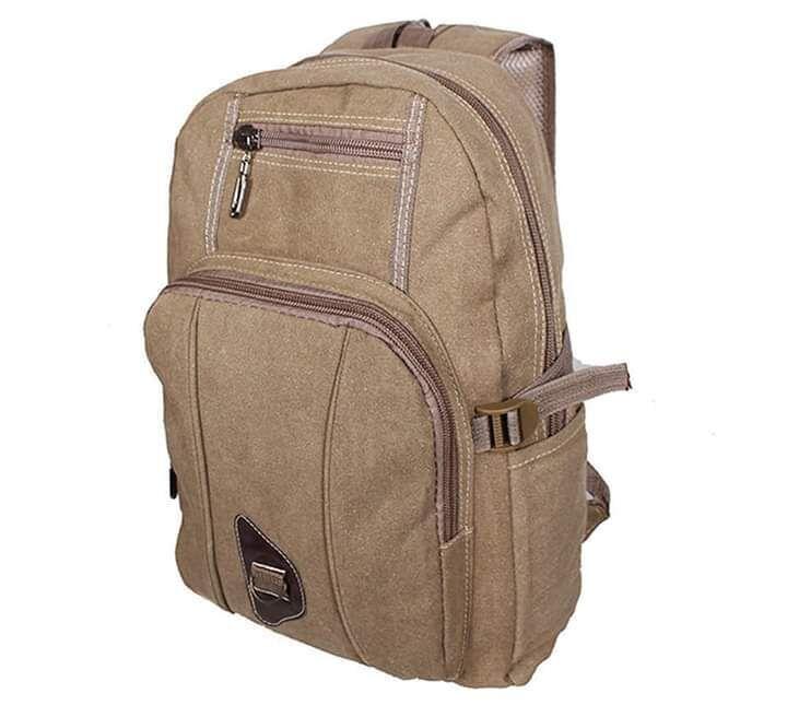 Рюкзак мужской из ткани Бежевый цена