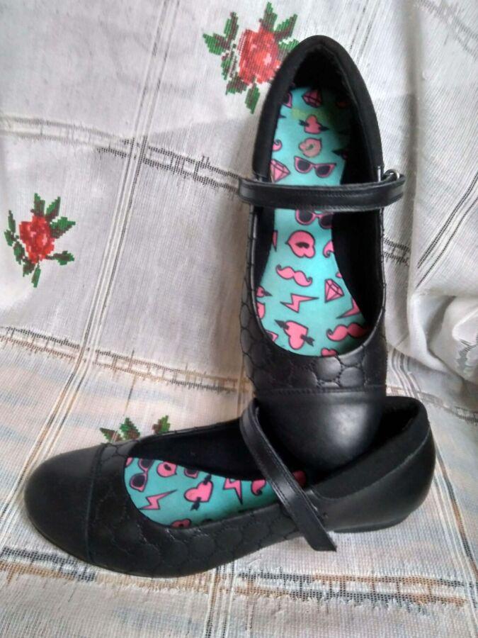 """Супер туфли черного цвета""""klarks""""р.40,стелька-25см"""