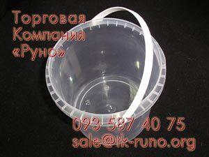 Отправка пластиковых ведер по всей Украине.