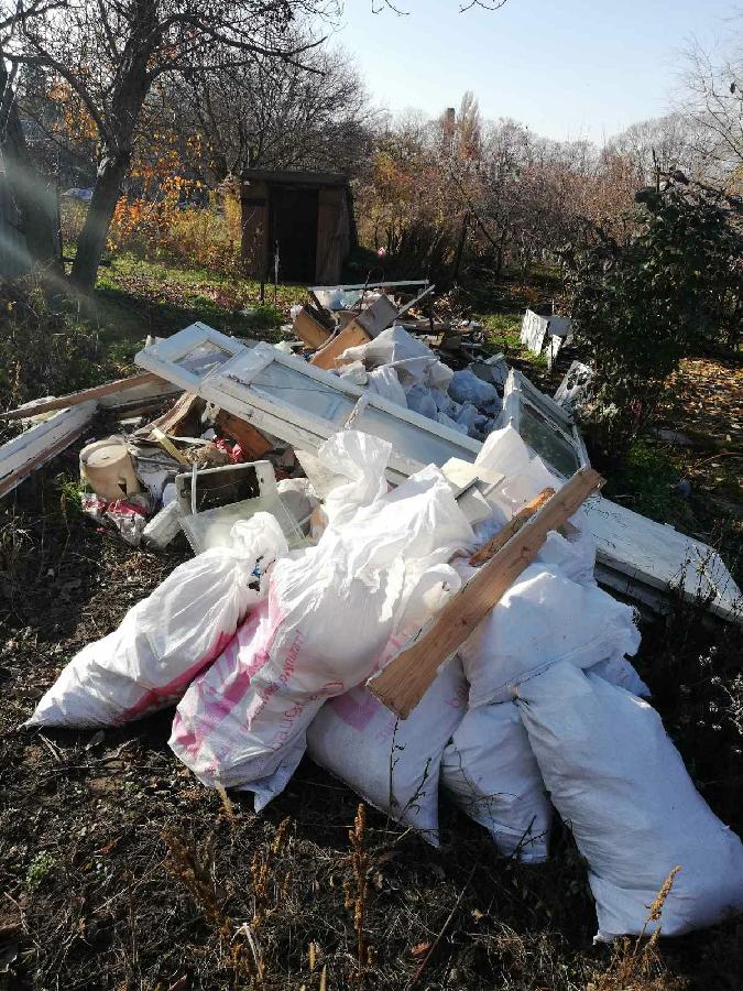 Уборка и вывоз строй мусора и снега
