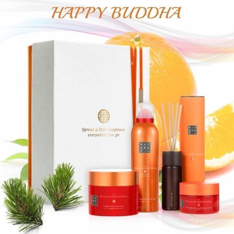 Подарочный набор Rituals HAPPY BUDDHA