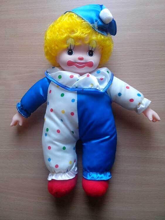 Игрушка - клоун