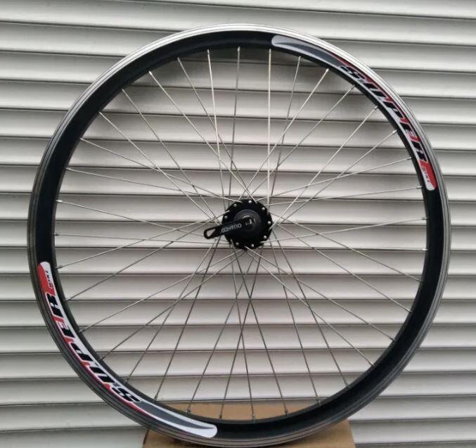 Вело ремонт Сборка/исправление дефектов велосипедных колёс