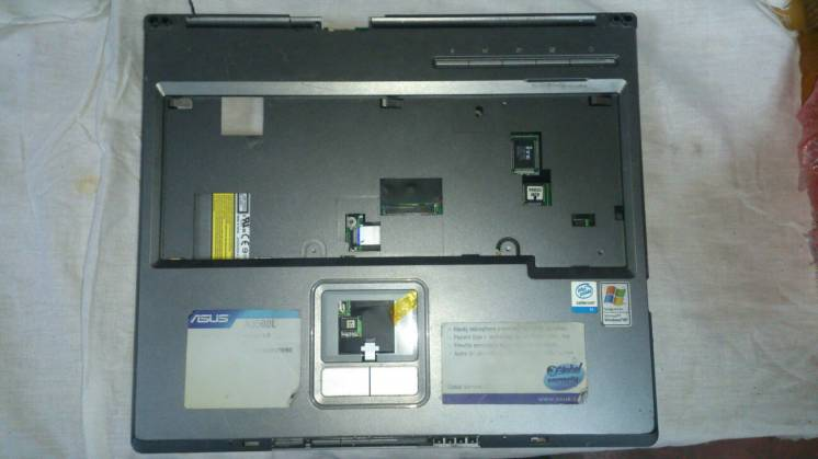 Ноутбук ASUS A3000 запчасти