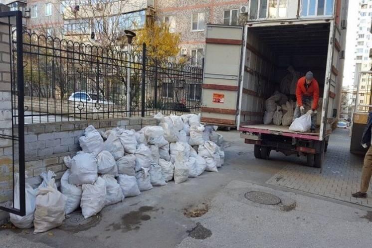 Вывоз мусора Ирпень Буча Ворзель Микуличи Мощун Горенка Гостомель