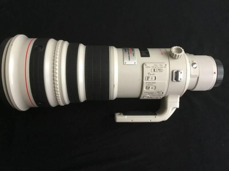 Продам шикарный комплект для фотоохоты 1. Телеобъектив Canon EF 500mm