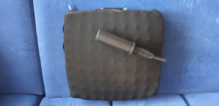 Противопролежневая подушка для инвалидной коляски Roho высокого п