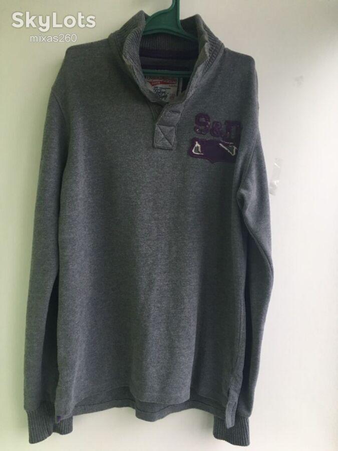 Кофта свитер SuperDry Размер L
