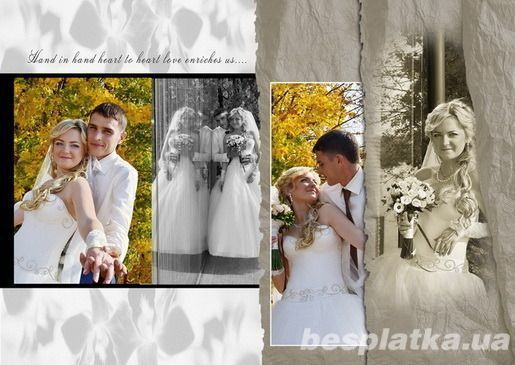 Свадебная видео и фотосъемка. VIPstudio