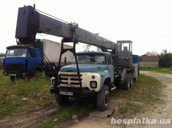 Услуги автокрана 10-20 тонн стрела 15,5-23 метра