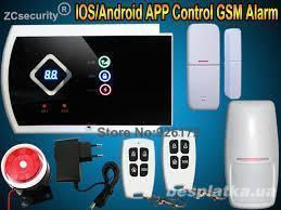 GSM сигнализация беспроводная BSE-960 (G10A) комплект для дачи офиса