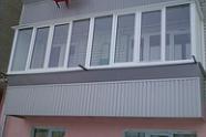 Балконы под ключ по самым лучшим ценам.