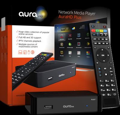 Aura HD PLUS Wi-FI интернет приставка IPTV Настройка Прошивка